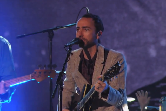 James Mercer of the Shins