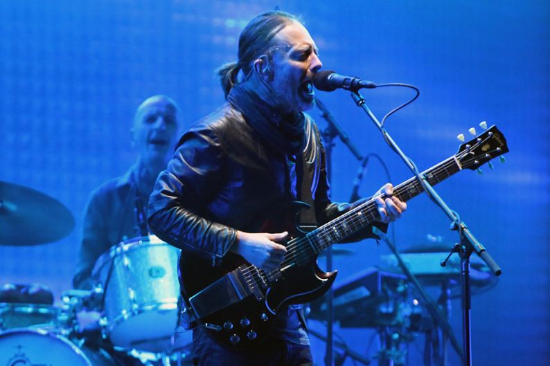 Thom Yorke / Photo by Getty Images