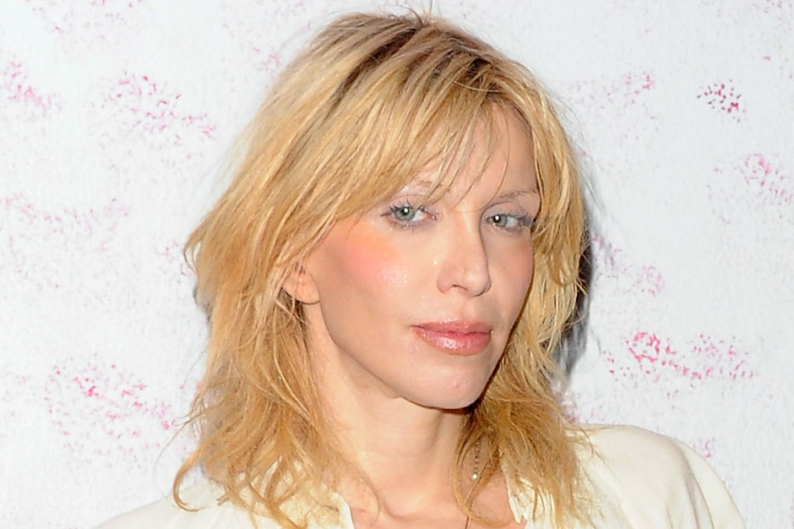 Courtney Love / Photo by Andrew H. Walker/Getty Images for Barneys New York