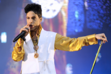 Prince / Photo by Bertrand Guay/AFP/Getty