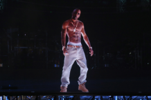 """Tupac Shakur"" / Christopher Polk/Getty Images for Coachella"