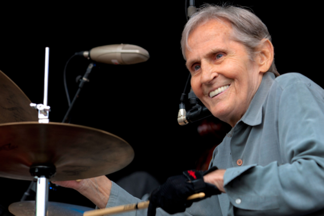 Levon Helm / Photo by Douglas Mason/Getty