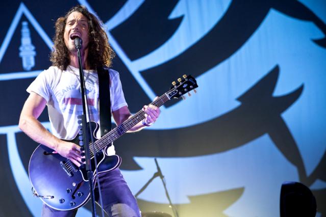 Chris Cornell / Photo by Erik Voake
