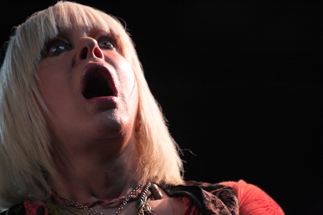 Genesis P. Orridge / Photo by Wendy Redfern/Redferns