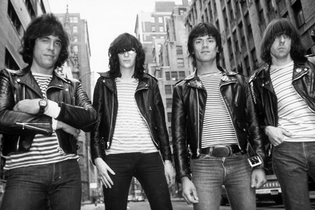 The Ramones / Photo by Ebet Roberts/Redferns