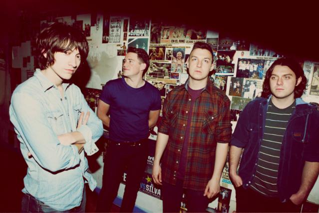 Arctic Monkeys / Photo by Guy Aroch