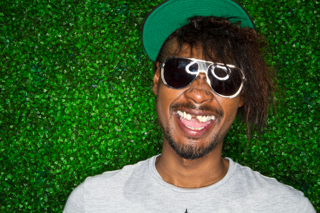 Danny Brown / Photo by Erik Voake