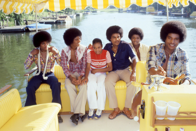 Jackson 5 / Photo by Gregg Cobarr/WireImage