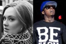 Adele / Lil Wayne (Rebecca Smeyne)