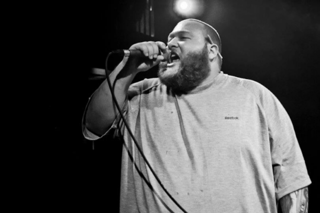 Action Bronson / Photo by Joel Frijhoff