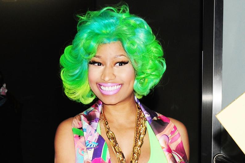Nicki Minaj/Getty Images
