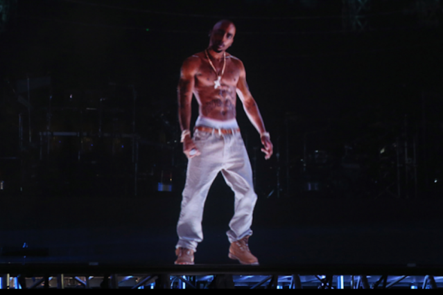 """Tupac Shakur""/ Christopher Polk/Getty Images for Coachella"