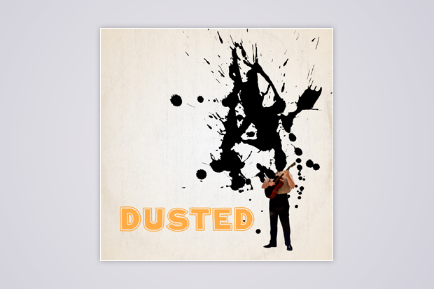 <i>Dusted</i> album art