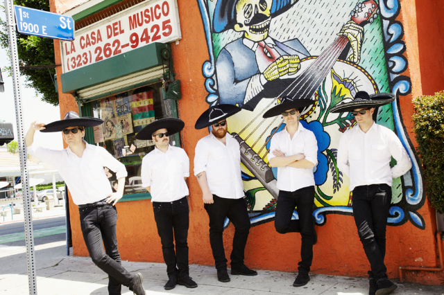 The Hives / Photo by Columbine Goldsmith