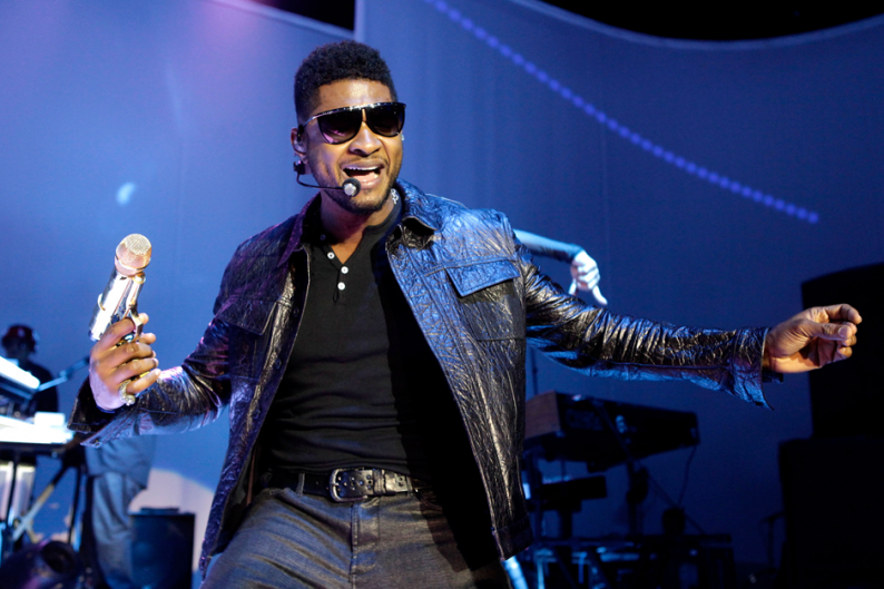 Usher / Photo by Todd Williamson/WireImage