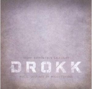 Geoff Barrow & Ben Salisbury, 'Drokk: Music Inspired by Mega-City One' (Invada)