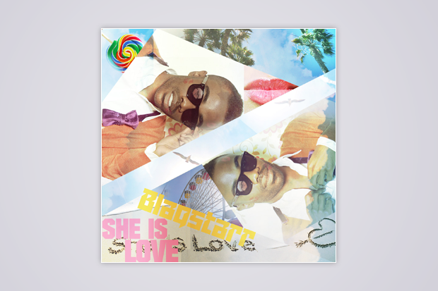 <i>She Is Love</i> album art