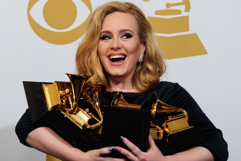 Adele / Photo by Frederic J. Brown/AFP/Getty