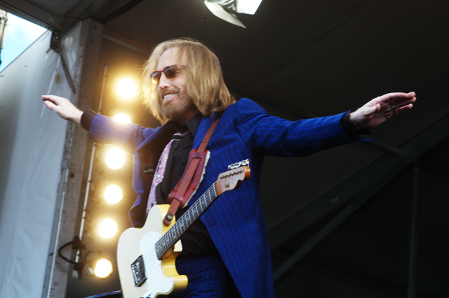 Tom Petty / Photo by Cheryl Dunn