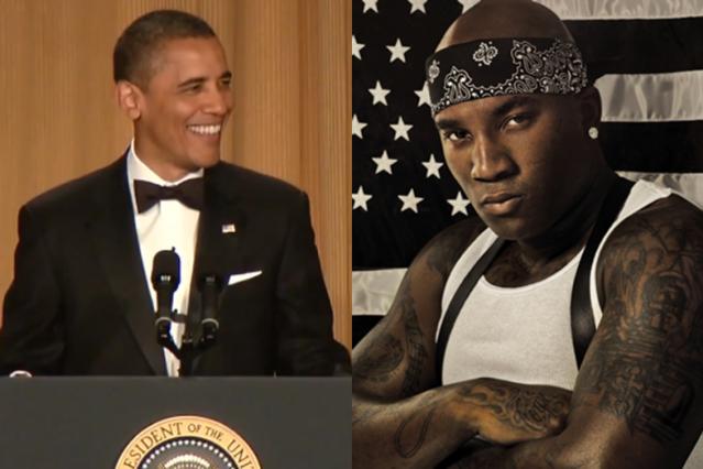 Barack Obama / Young Jeezy
