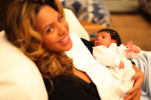 Beyonce and Blue Ivy / Photo via Life + Times