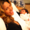 Beyonce and Blue Ivy / Photo via Life + Times