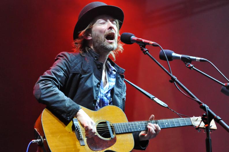 Thom Yorke / Photo by Andy Sheppard/Redferns