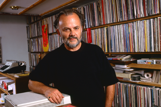 John Peel / Photo by Alastair Indge/Photoshot/Getty
