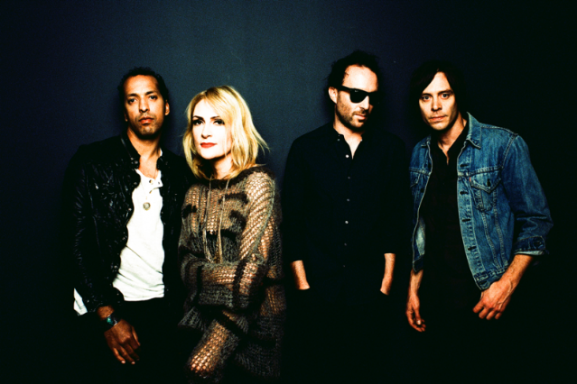 Metric / Photo by Brantley Gutierrez