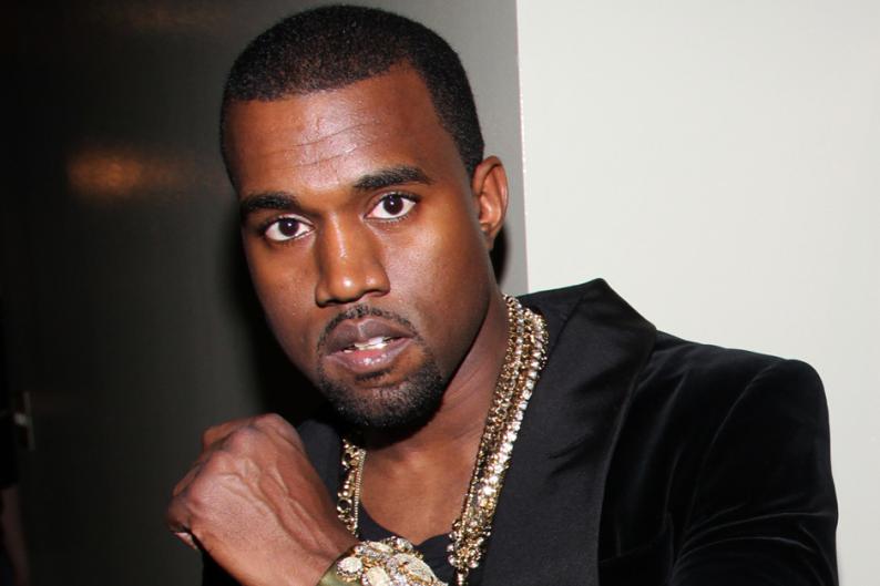 Kanye West / Photo by Retna