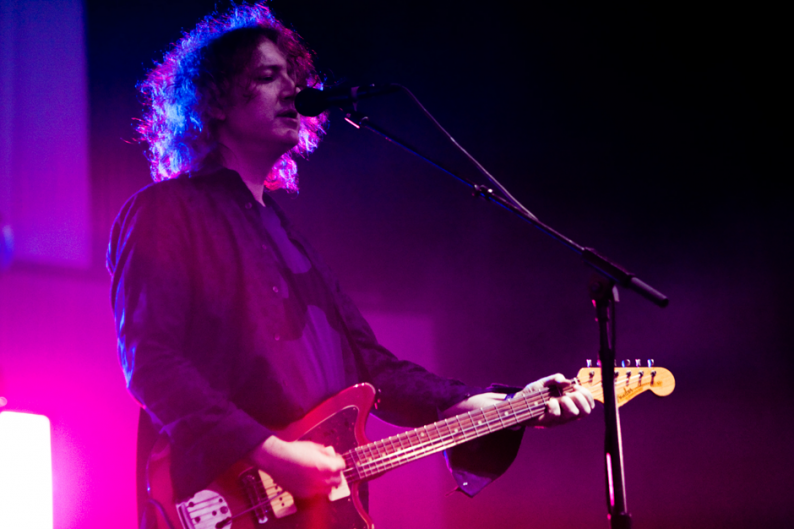 Kevin Shields / Photo by Kyle Dean Reinford
