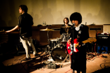 Screaming Females / Photo by Eirik Lande