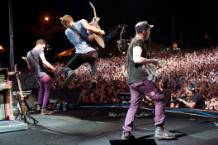 Coldplay / Photo by Cambria Harkey