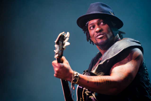 D'Angelo / Photo by Nick Pickles/WireImage
