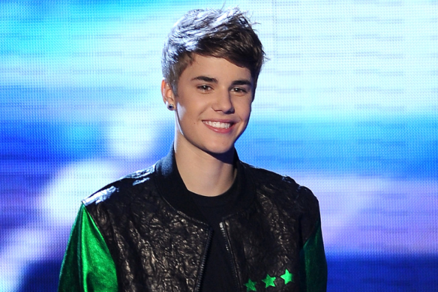 The Bieb / Photo by Ray Mickshaw/FOX via Getty