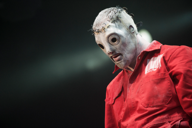Slipknot / Photo by Nic Bezzina