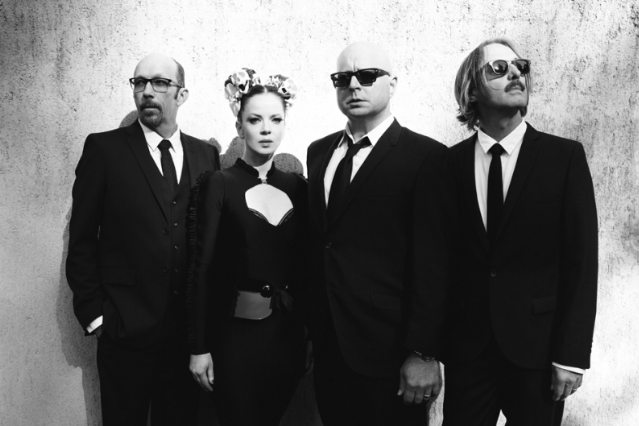 Garbage / Photo by Autumn de Wilde