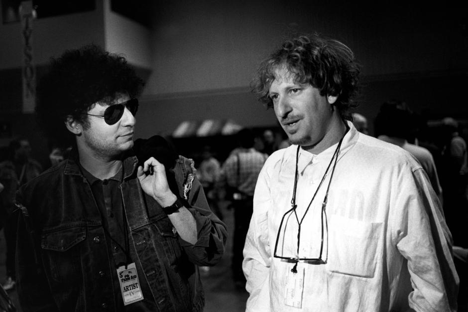 Don Was and David Was (Photo: Ebet Roberts/Redferns)