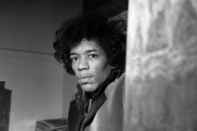 Jimi Hendrix / Photo by Getty Images
