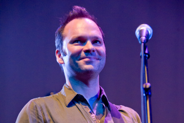 Nigel Godrich / Photo by Samuel Dietz/WireImage