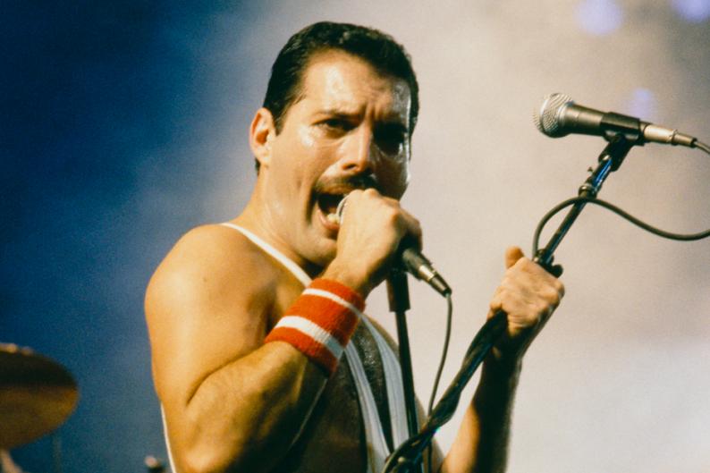 Freddie Mercury / Photo by Getty Images