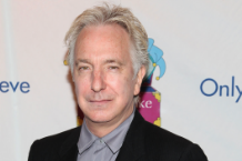 Alan Rickman / Photo by Taylor Hill/Getty