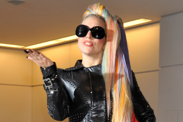 Lady Gaga / Photo by Kazuhiro Nogi/AFP/Getty