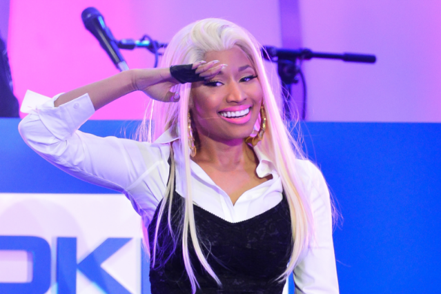 Nicki Minaj / Photo by James Devaney/WireImage