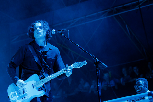 Jack White / Photo by Chad Kamenshine