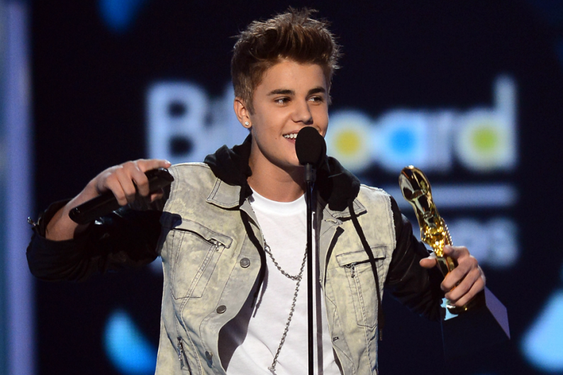 Justin Bieber / Photo by Getty Images