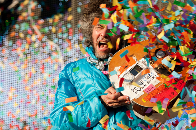 Wayne Coyne / Photo by Chad Kamenshine