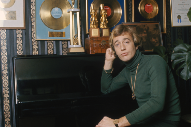 Robin Gibb / Photo by Getty Images
