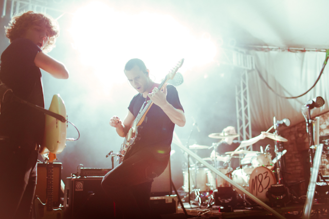 M83 / Photo by Chad Wadsworth
