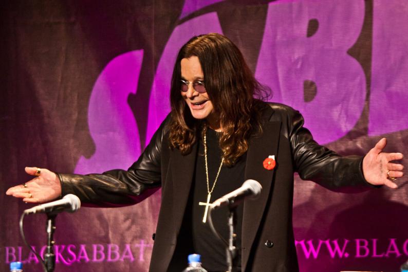 Ozzy Osbourne / Photo by Chelsea Lauren/WireImage